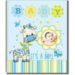 Фотоальбом EVG  S29x32/30sheet Baby blue