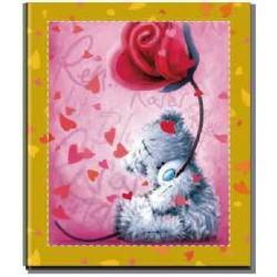 Фотоальбом  EVG 10x15/200 Baby rose