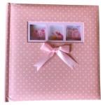 Фотоальбом EVG 20sheet S29x32 Baby Pink