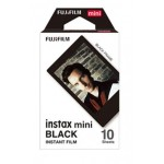 Фотопленка FUJIFILM Instax Mini Color film  Black (10 Photo)