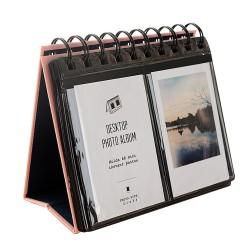 Перекидной календарь для фотографий Fuji Instax Mini - Table Stand Calendar / 68 slots