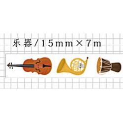 Декоративная лента - самоклейка Виши 1PC-E