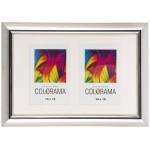 Фоторамка Colorama 10x15x2 77 silver