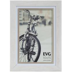 Фоторамка  EVG DECO 15X20  WHITE (2)