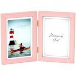 Фоторамка  Collage 10x15/2шт -9236 pink
