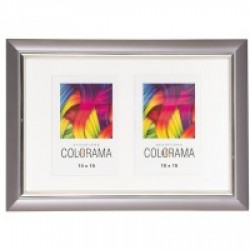 Фоторамка Colorama 10x15x2 77 grafit collage
