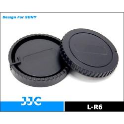 Комплект крышек JJC LR-6 Sony/ Minolta AF (Rear Lens & Body)