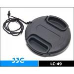 Крышка для объектива JJC LC-49