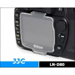 Защитный экран JJC LN-D80 (на Nikon D80)