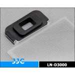 Защитный экран JJC LN-D3100 (на NIKON D3000/3100)