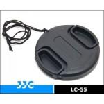 Крышка для объектива JJC LC-55