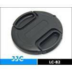 Крышка для объектива JJC LC-82