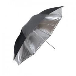 Зонт Falcon серебристый 110 см