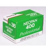 Черно-белый негатив Fuji Neopan 400
