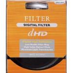 Светофильтр dHD IR 720 62mm