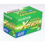 Фотопленка Fujicolor Superia X-TRA 400 135-36