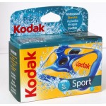 Фотоаппарат Kodak Water & Sport Waterproof Camera (ISO 800 / 27)