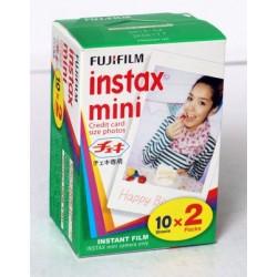 Фотопленка FUJIFILM Instax Mini Color film (2х10 Photo)