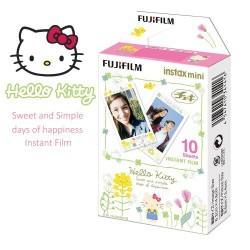 Фотопленка FUJIFILM Instax Mini Color film Hello Kitty (10 Photo)