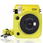 Чехол CAIUL Case for FUJIFILM Instax Mini 70 (Yellow)