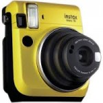 Фотоаппарат FUJIFILM Instax Mini 70 (Yellow)