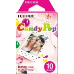 Фотопленка FUJIFILM Instax Mini Color film CANDYPOP (10 Photo)