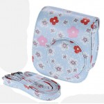 Чехол CAIUL Case for FUJIFILM Instax Mini 8 (Flower Pattern)