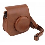 Чехол CAIUL Case for FUJIFILM Instax Mini 8 (Brown)