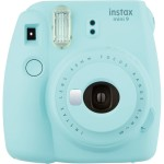Фотоаппарат FUJIFILM Instax Mini 9 (Ice Blue)