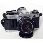 Фотоаппарат Canon AE-1 program   FD 50mm /1.8