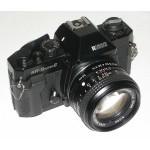 Фотоаппарат RIKOH KR-5 Super II + Rikenon 50mm /2.0