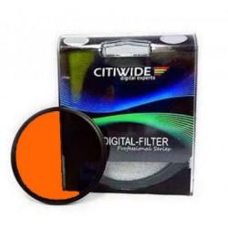 Светофильтр CITIWIDE Orange Color 72мм