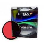 Светофильтр CITIWIDE Red Color 62мм