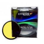 Светофильтр CITIWIDE Yellow Color 77мм