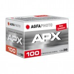 Фотопленка AgfaPhoto APX 100 135-36 (New Emulsion)