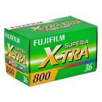 Фотопленка Fujicolor Superia X-TRA 800 135-36
