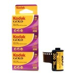 Фотопленка KODAK GOLD 200 135-36*
