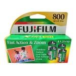 Fujicolor Superia X-TRA 800 135-24 (4шт)