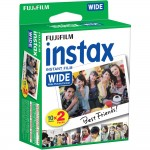 Фотопленка FUJIFILM Instax Wide Color film (2х10 Photo)*
