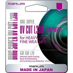 Светофильтр Marumi DHG SUPER UV CUT L390 + Lens Protect 67mm