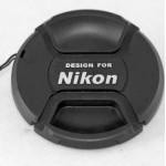 Крышка для объектива Nikon 58мм