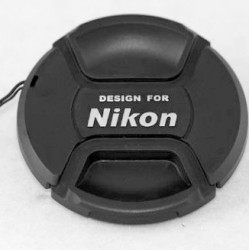 Крышка для объектива Nikon 62мм