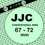 Переходное кольцо JJC 67-72 мм