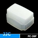 Рассеиватель JJC FC-26F на вспышку Canon, Nikon, Metz, Olympus, Panasonic, Sigma