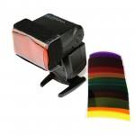 Цветные гелевые SHOOT CF-12 (12 шт)