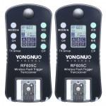 Радиосинхронизатор Yongnuo RF-605/C (Canon)