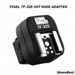 Адаптер горячего башмака Pixel TF-325 (Sony-to-Canon)
