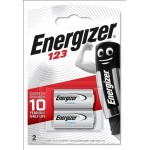 Батарейки Energizer CR123 * 2шт