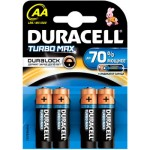 DURACELL LR06/AA TURBO MAX (4 шт)