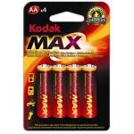 KODAK MAX LR06 (AA) (4 шт)